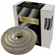 Tubo Spiralato Galleggiante Professionale per Piscina Clear Choice Gold - Lunghezza 12 MT - Diametro mm. 38
