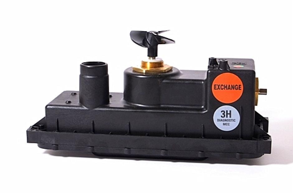 Box motore con centralina ricambio originale per robot piscina maytronics dolphin thunder 20 - Motore per piscina ...
