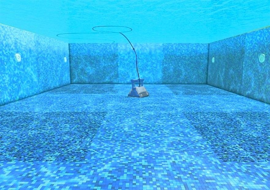 Maytronics dolphin sf 40 gyro digital robot elettrico for Dolphin piscine