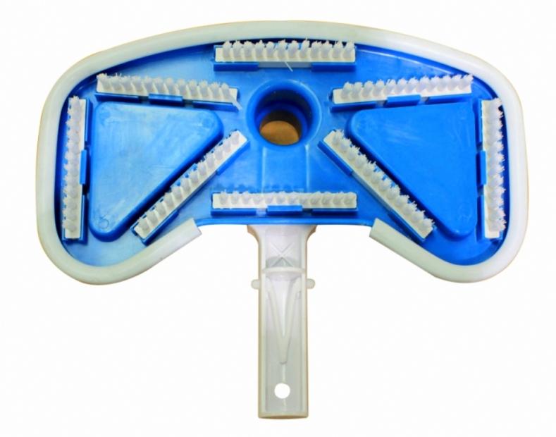 Aspirafango scopa aspiratrice deluxe zavorrata per pulizia for Scopa per piscina